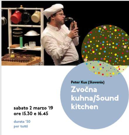 Zvoc?  na kuhna/Sound kitchen- Peter Kus - Slovenia -  Pomeriggi d'inverno
