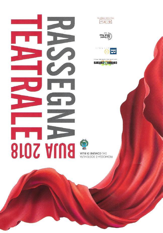 Rassegna Teatrale Buja 2018 - Festival della Canzone Friulana