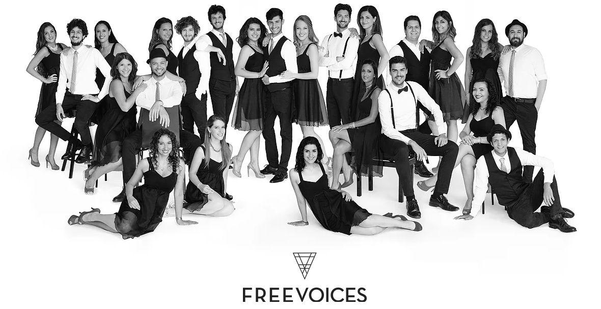 Concerto natalizio Freevoices