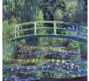 La Grande Arte al Cinema - Le ninfee di Monet. Un incantesimo di acqua e luce