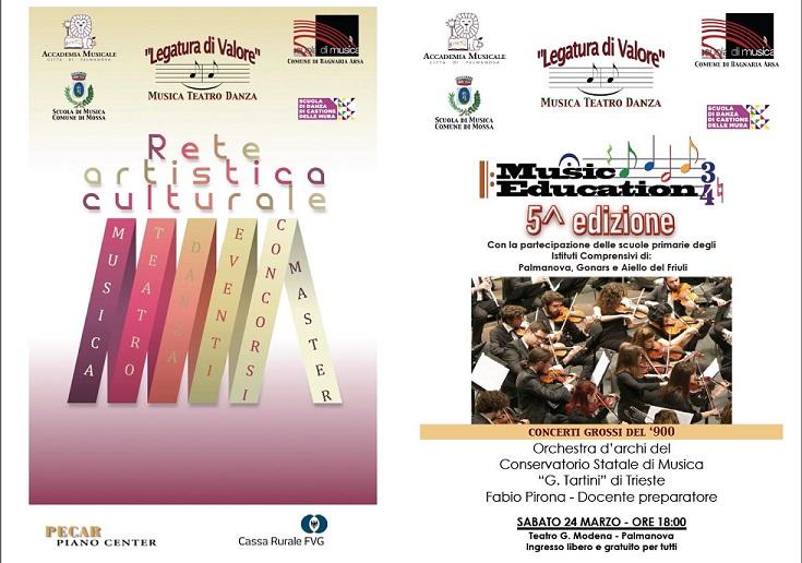 5^ Edizione Music Education