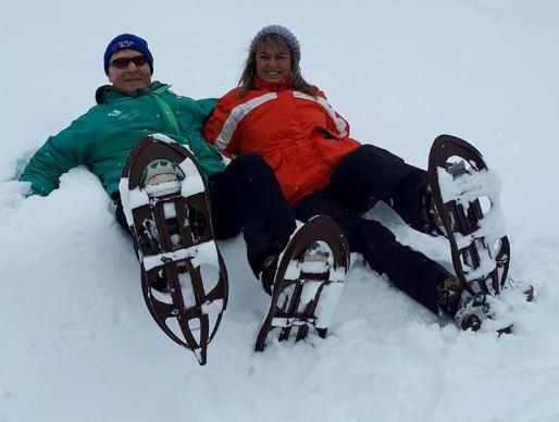 Vivi l'inverno nelle Alpi Carniche e Dolomiti Friulane: Sulle ciaspole alla scoperta della natura