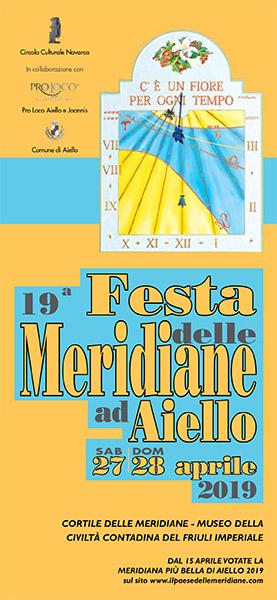 19^ Festa delle Meridiane