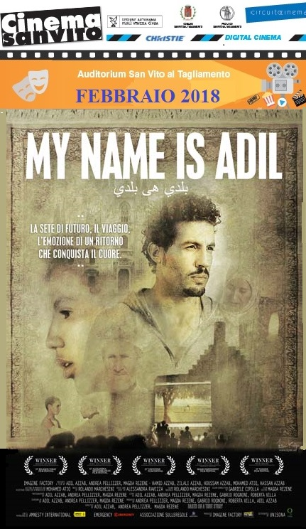 My name is Adil