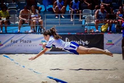 Beach Rugby. Finale europea 2020