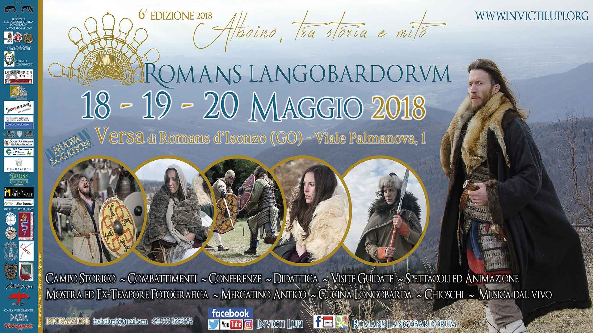 VI Ed. Romans Langobardorum - extempore fotografica