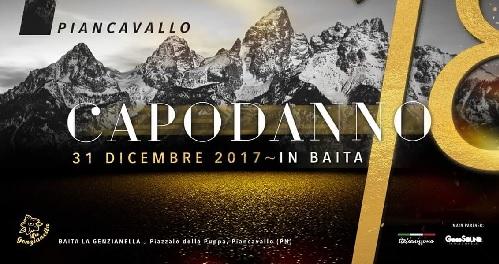 Capodanno 2018 Baita Genzianella