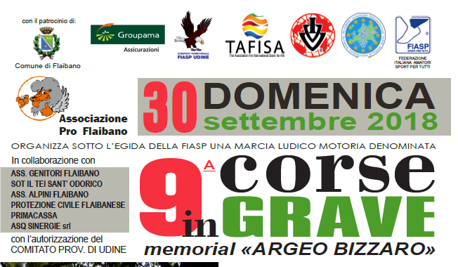 9a Corse in Grave - memorial Argeo Bizzaro