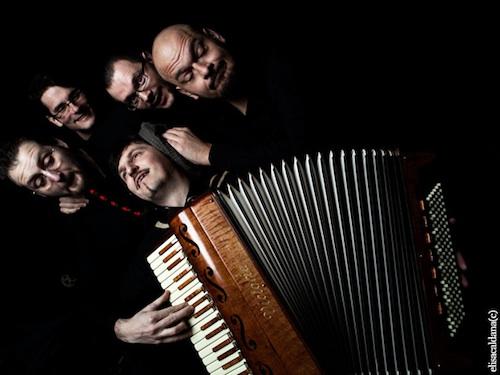 GradoJazz: Quinteto Porteño Jazz Tango