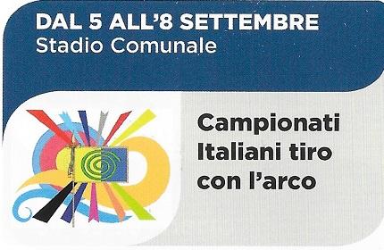 Campionati Italiani tiro con l'arco