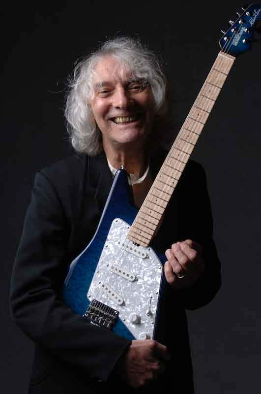 Blues in Villa 2018: Albert Lee