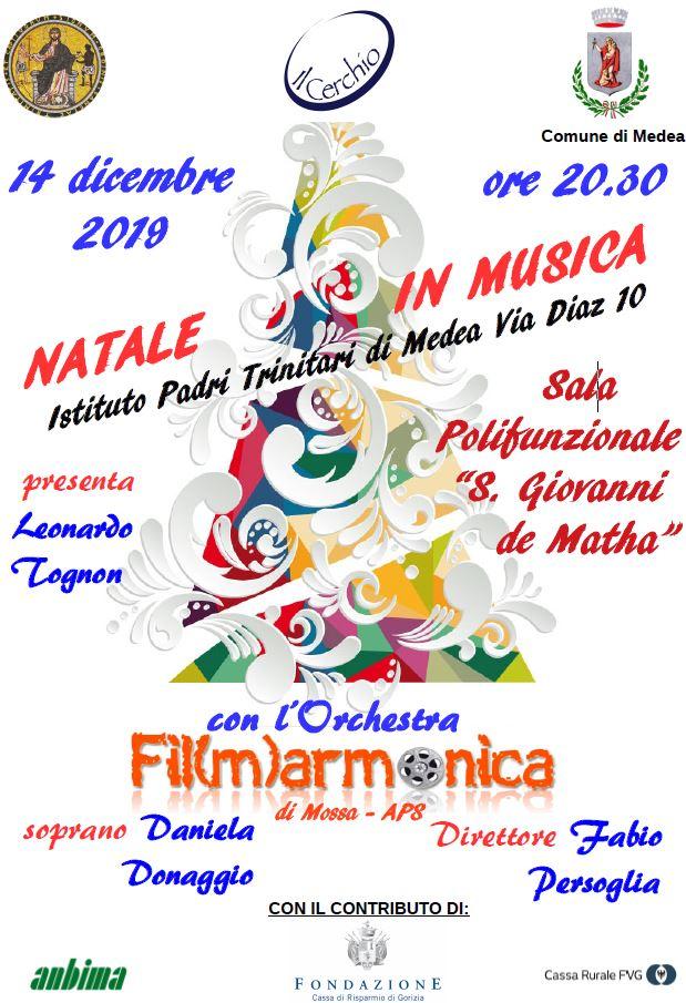 Fil(m)armonica - Natale in Musica
