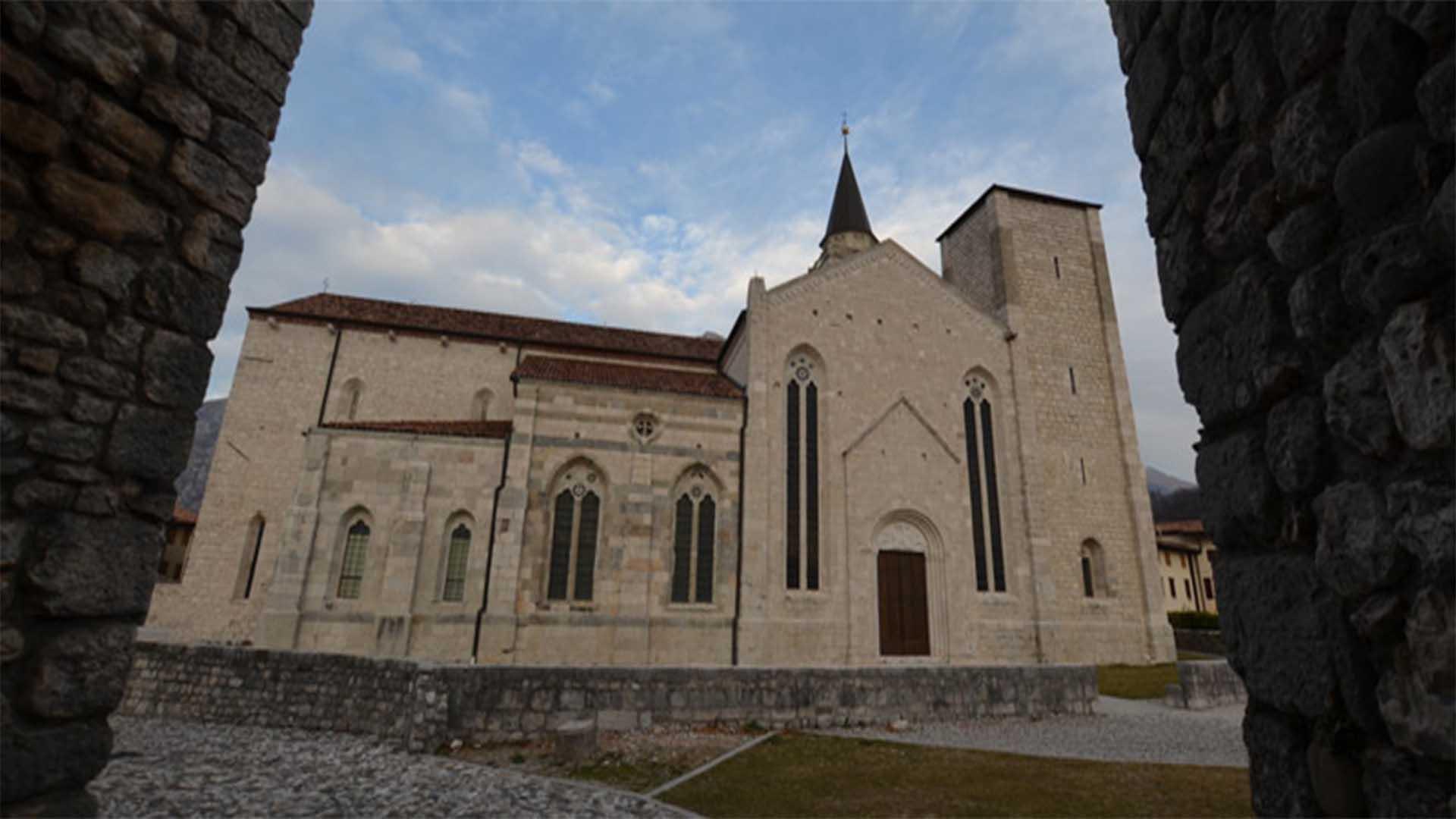Consacrazione del Duomo Pieve di S. Andrea