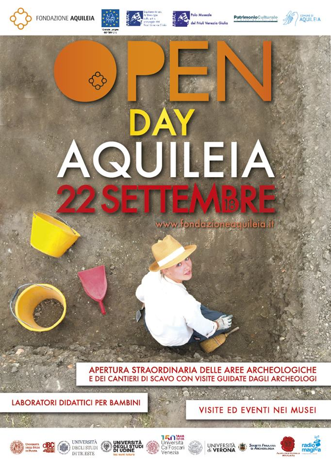 Open day Aquileia 2018