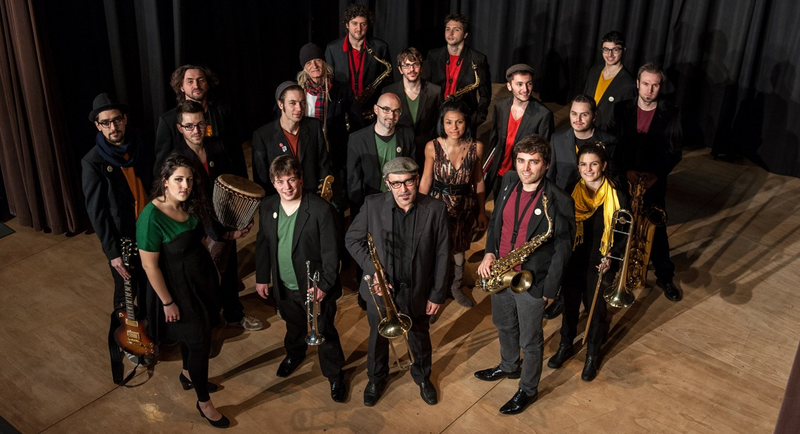 North east ska* Jazz orchestra - anteprima del nuovo disco