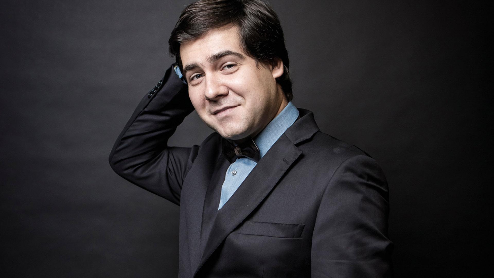 Stagione concertistica Fazioli: Vadym Kholodenko
