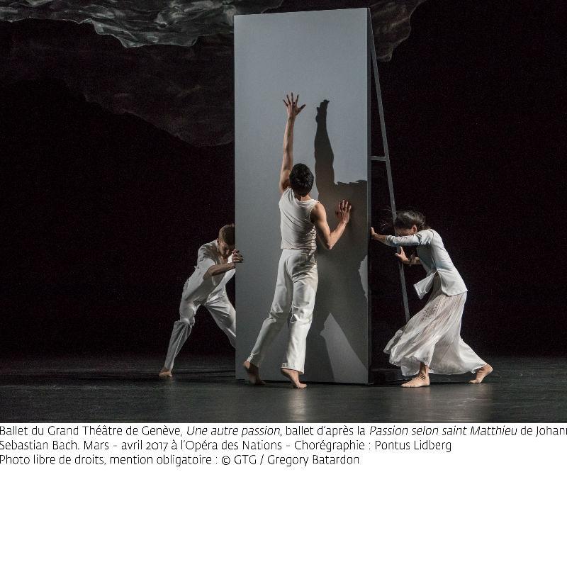Ballet Grand Théatre De Genève. Une autre passion