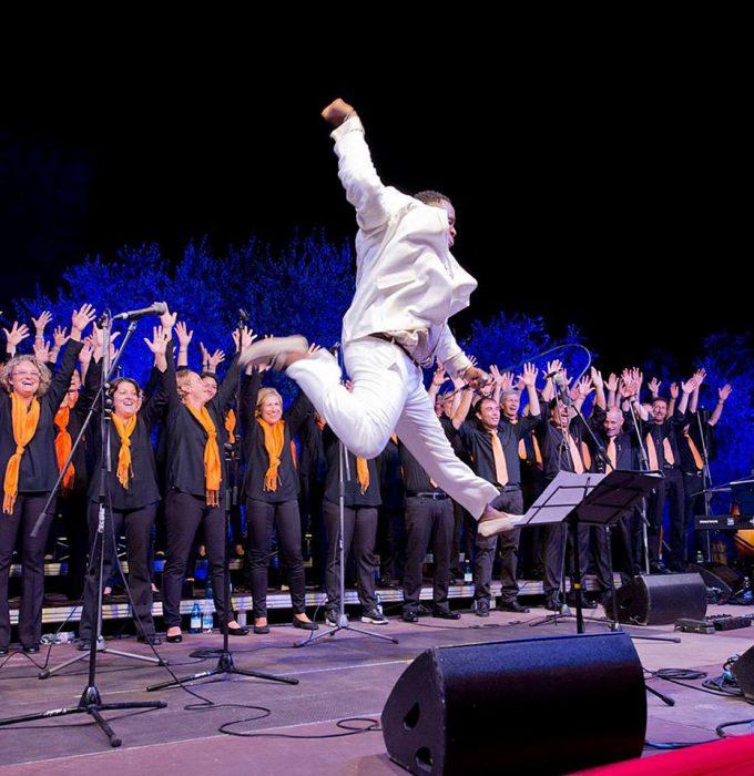 GospeLive Festival 2017 - Pastor Ronald Gospel Show