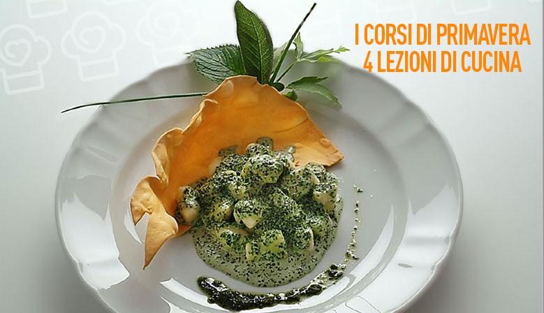 """Cuciniamo con - I corsi di primavera: """"In cucina con le erbe spontanee carniche"""""""