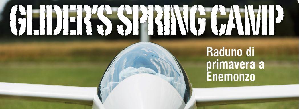 Glider's Spring Camp