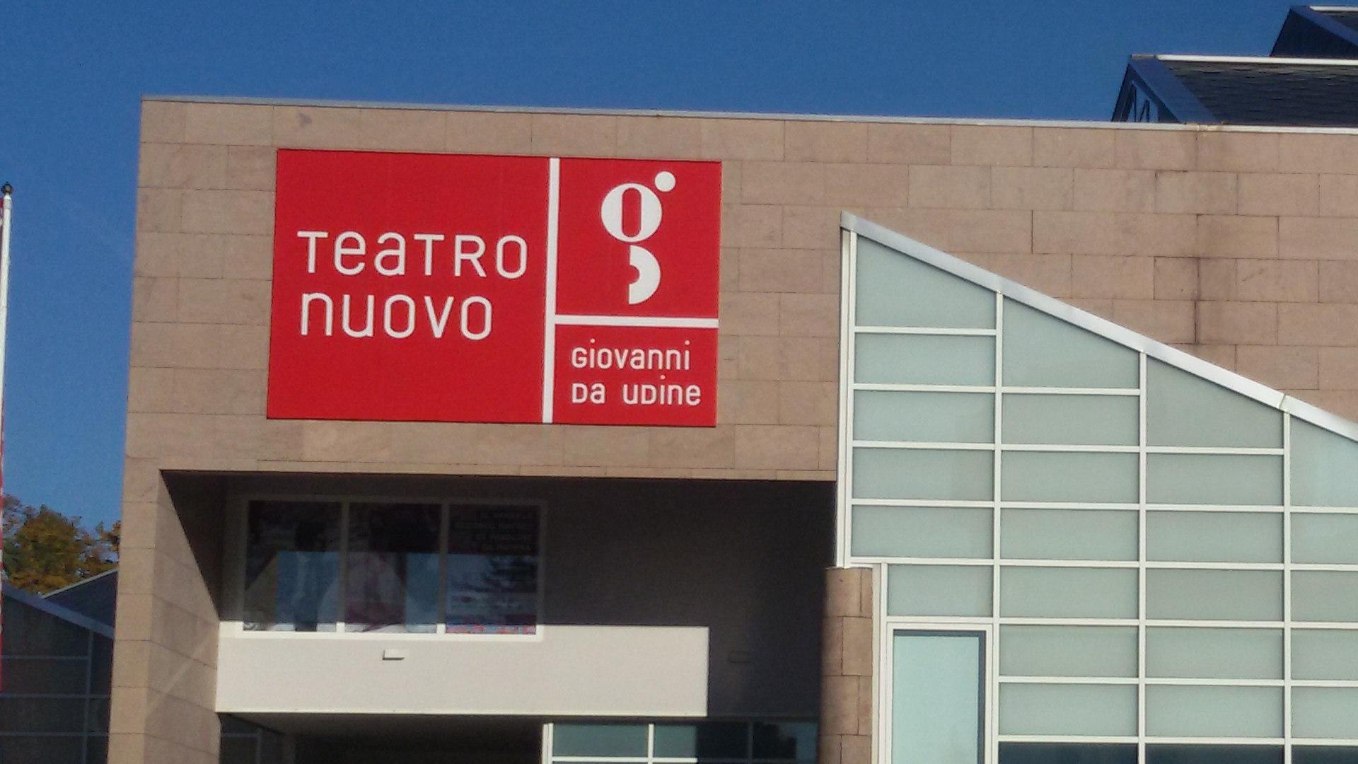 teatro giovanni da udine eventi - photo#26