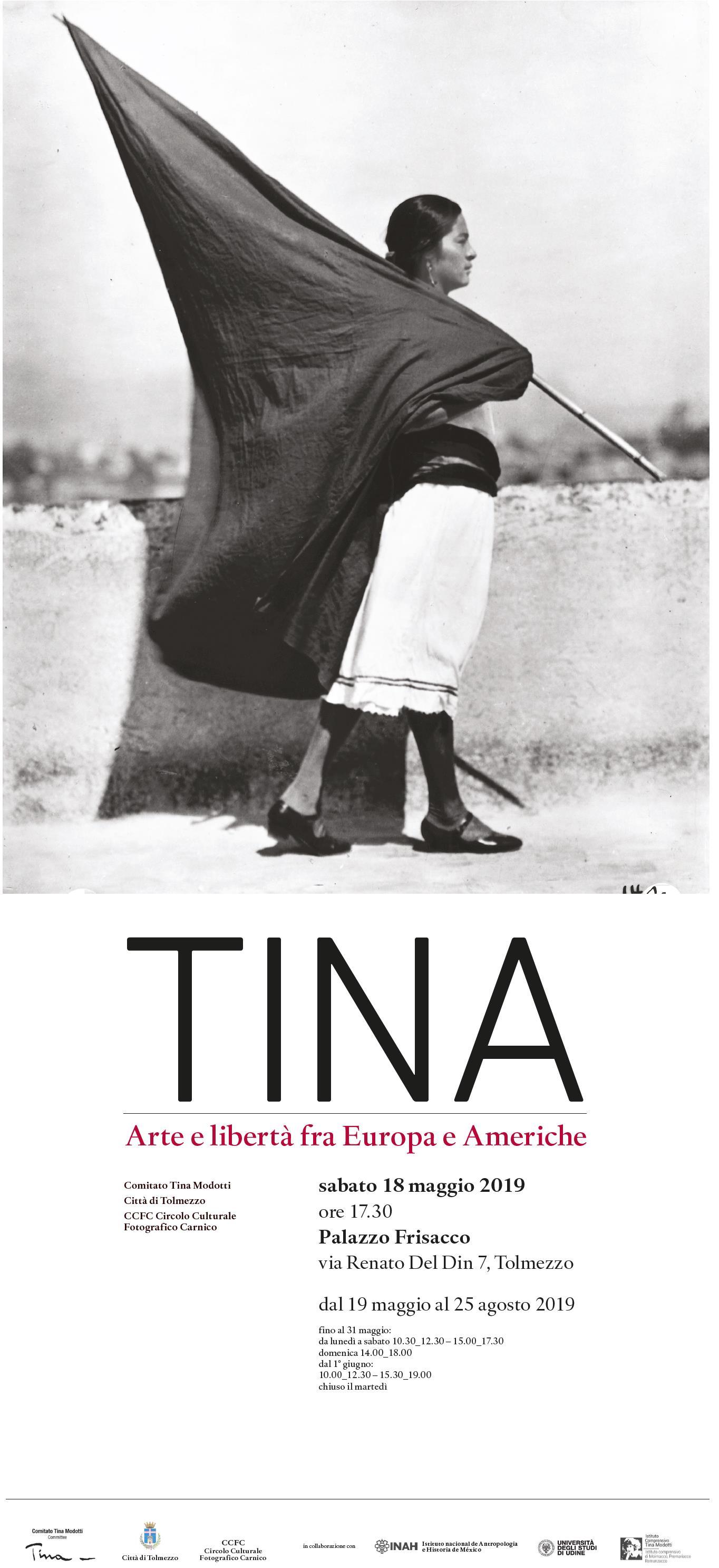Tina Arte e libertà fra Europa e Americhe