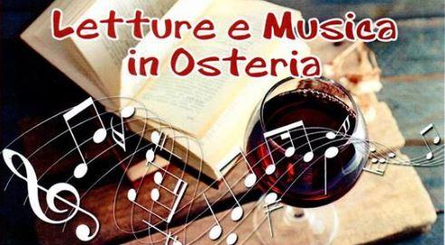 Letture e musica in osteria