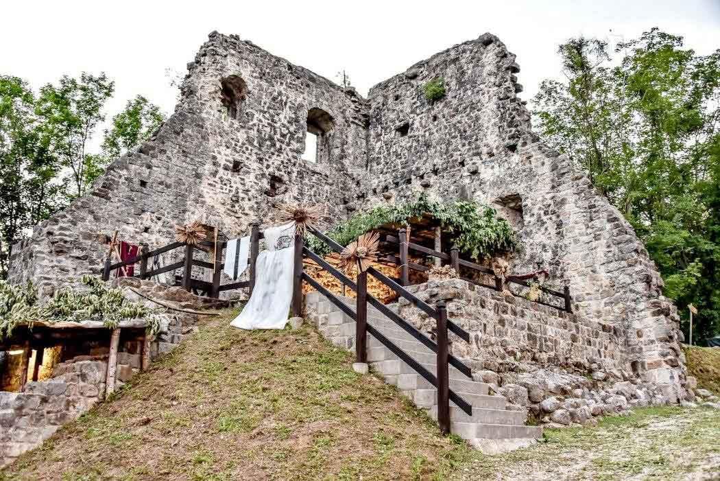 TCI - Un tuffo nel Medioevo a Cergneu di Nimis