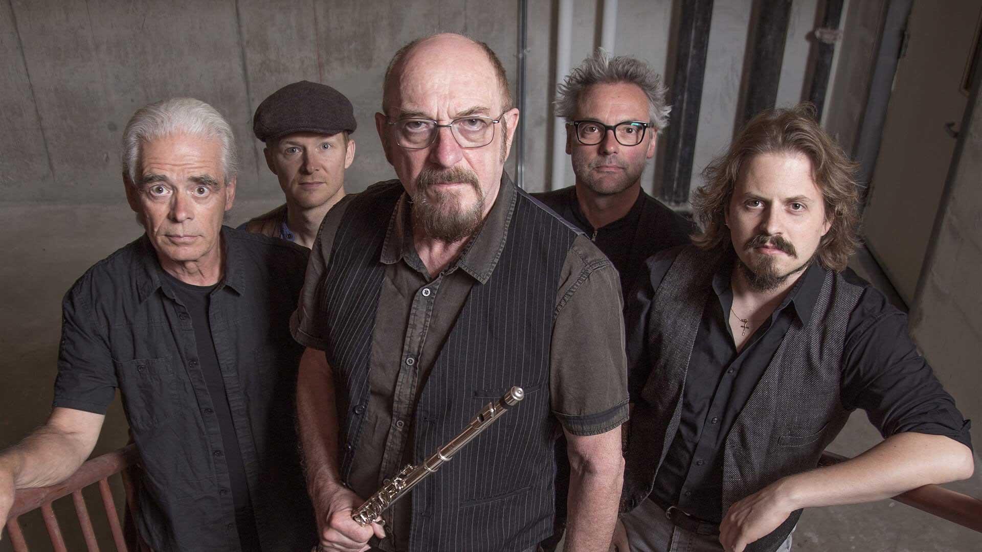 Jethro Tull  50th Anniversary Tour