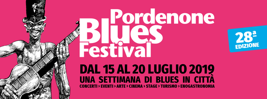 28° Pordenone Blues Festival