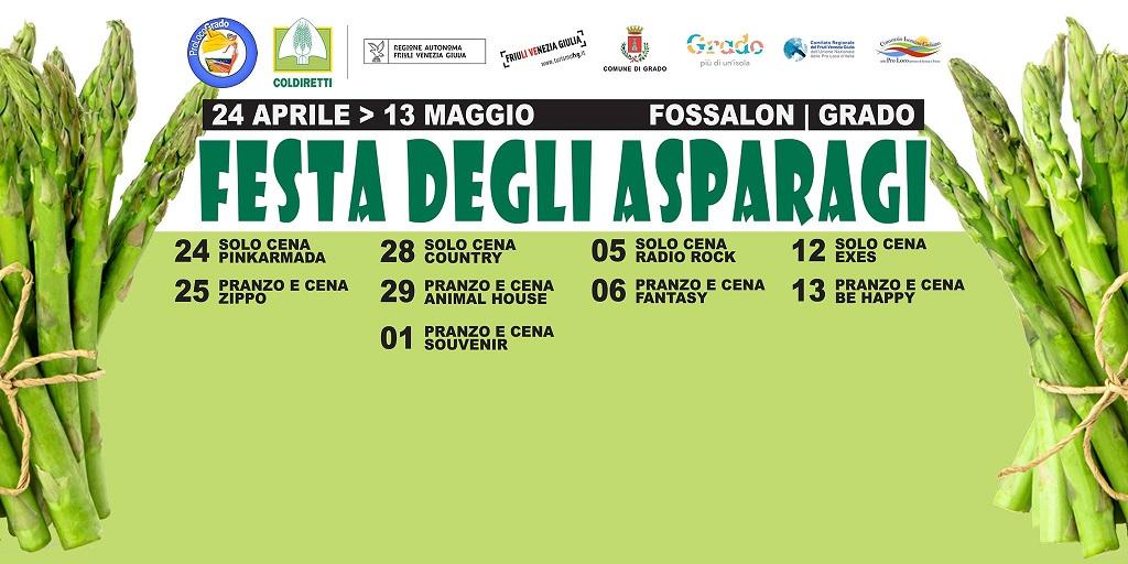 XXXII Festa degli Asparagi di Fossalon