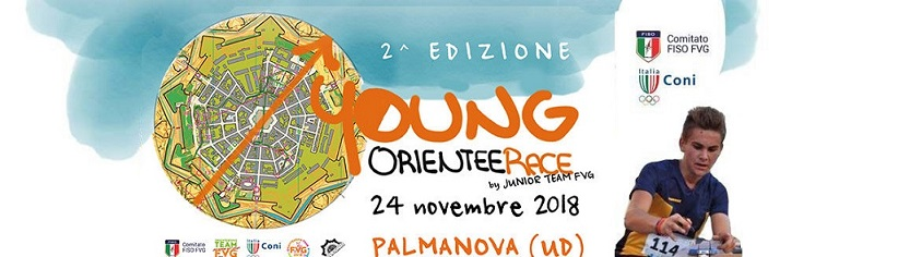 Young Orienteerace 2018