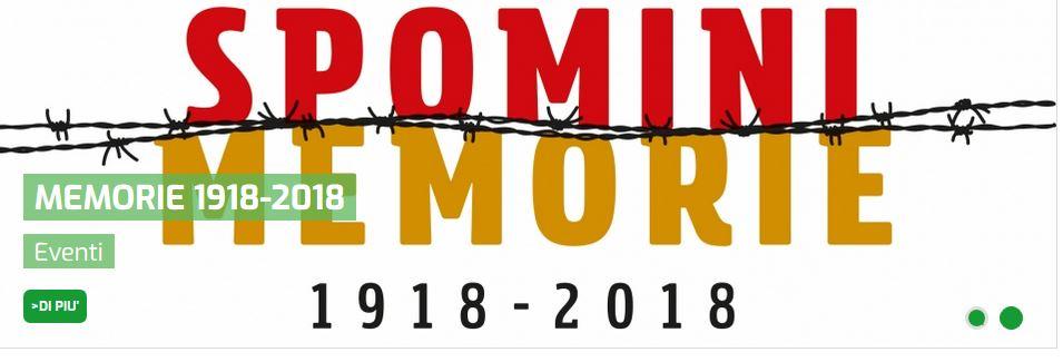 Spomini - Memorie - Kulturni center Lojze Bratuž  -