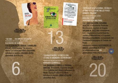 Punti di contatto - Presentazione libro di Barbara Schiavulli