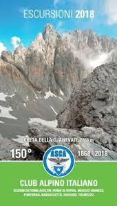Escursione ASCA - Rifugio Cimenti - Floreanini per sentiero di S. Ilario