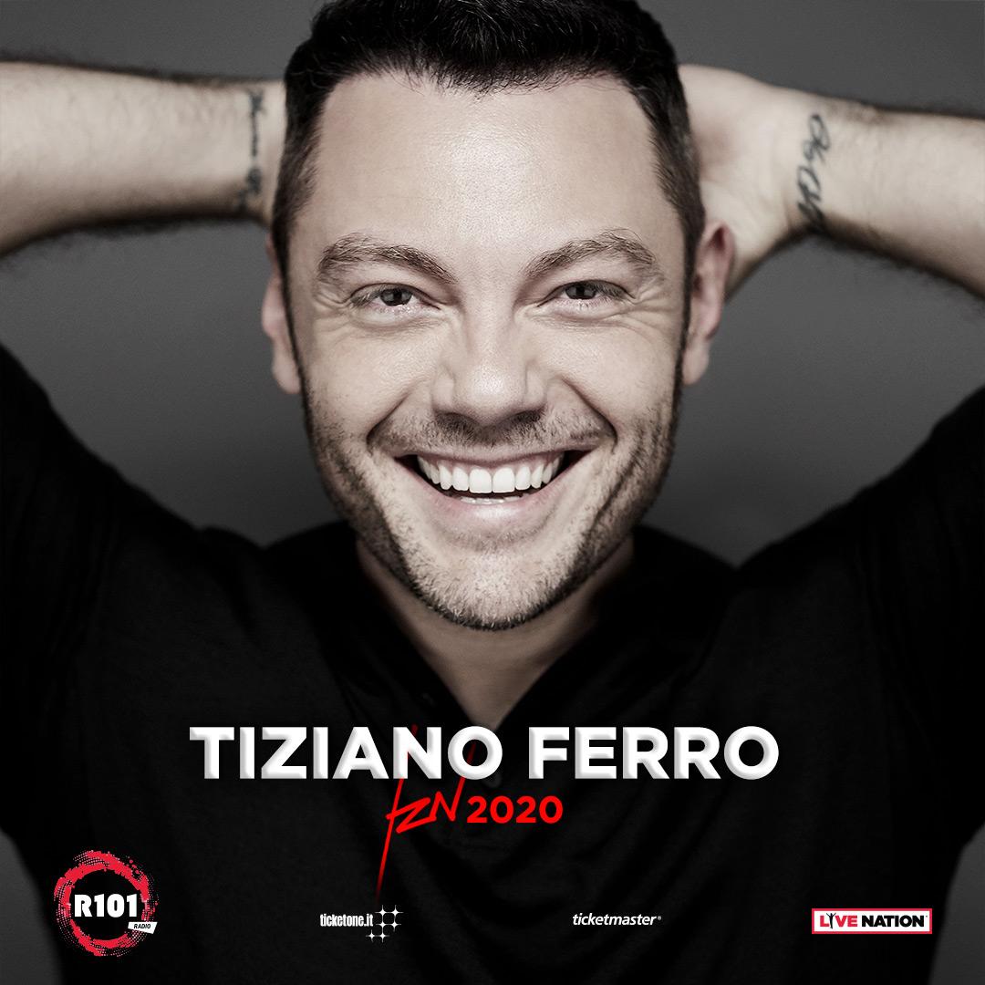 Tiziano Ferro TZN 2020