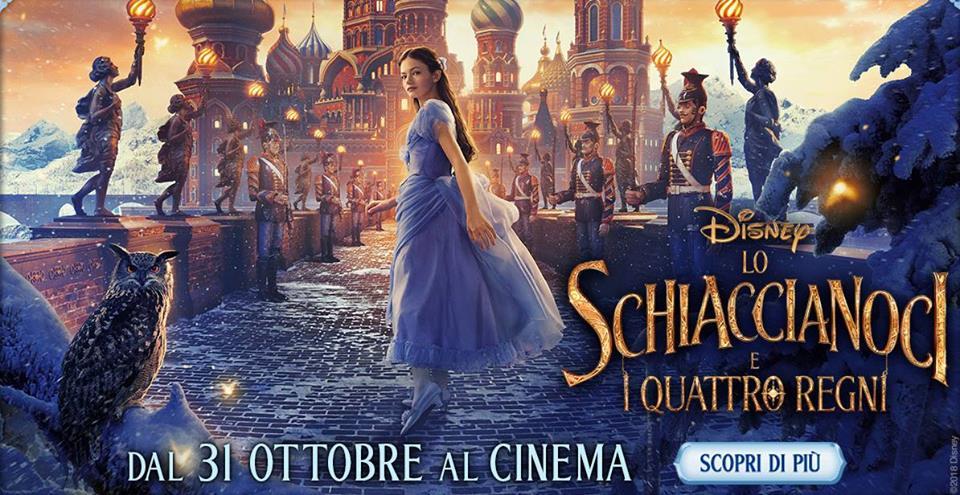 Cinema San Vito: Lo Schiaccianoci e i Quattro Regni