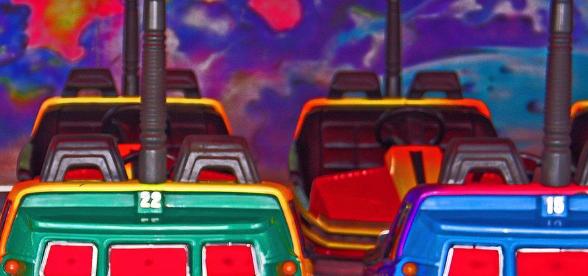 Luna Park di Natale a Grado 2019