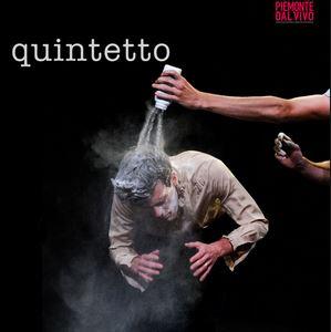 QUINTETTO - coreografia Marco Chenevier  -  Teatro Verdi