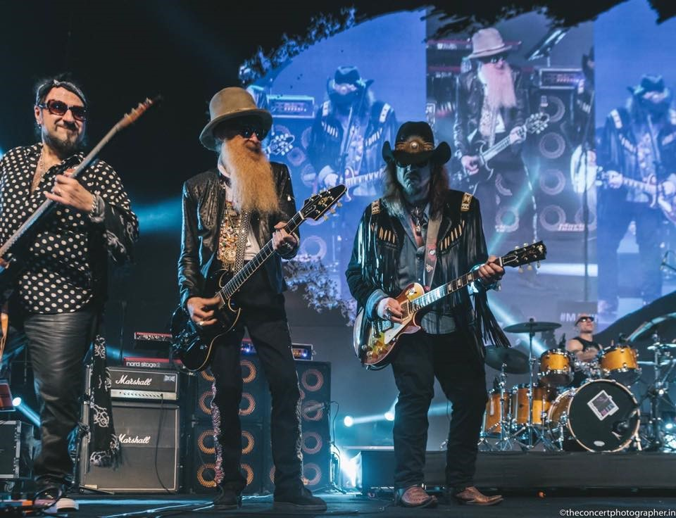 Supersonic Blues Machine Feat. BILLY GIBBONS (ZZ TOP)