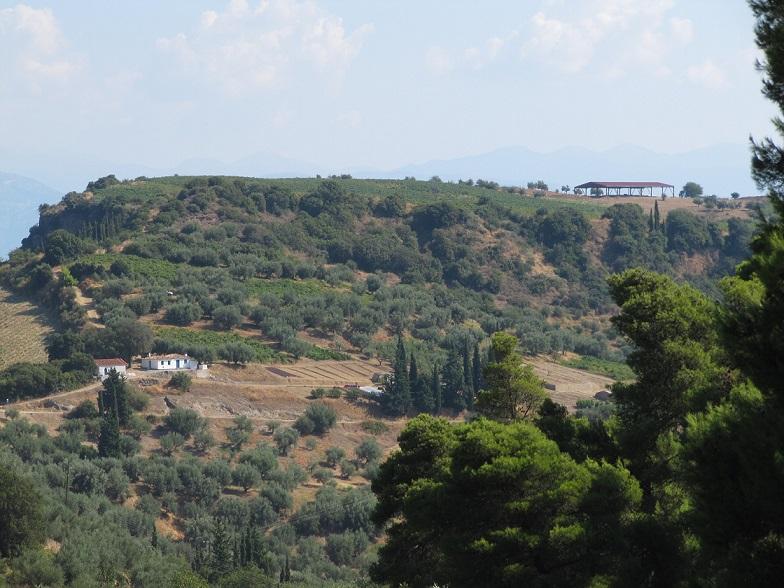 Archeologia nella regione dell'Acaia in Grecia. Un paesaggio millenario tra Egeo e Adriatico