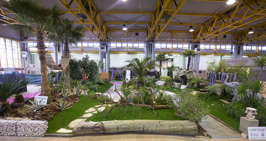 Ortogiardino. 40^ Salone floricoltura, vivaistica, orticoltura, attrezzatura per giardini, parchi.