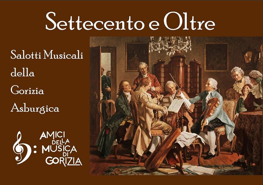 Salotti Del 700.Settecento E Oltre Salotti Musicali Della Gorizia Asburgica