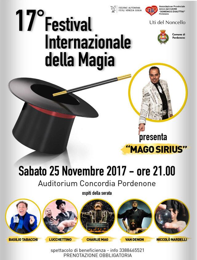 17° Festival Internazionale della Magia