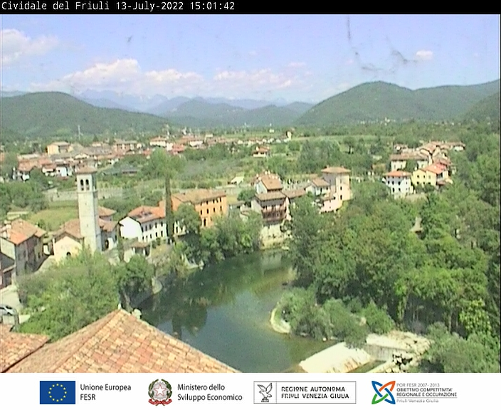 webcam cividale