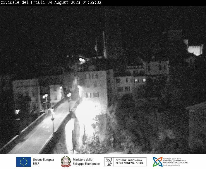 Webcam a Cividale del Friuli - Stretta San Martino